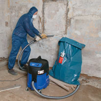 Nilfisk - Gefahrstoffsauger / Asbestsauger